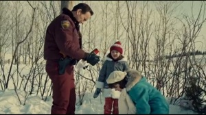 Before the Law- Betsy and Molly find a gun in the snow