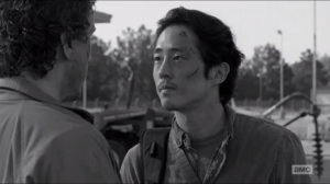 First Time Again- Glenn confronts Nicholas