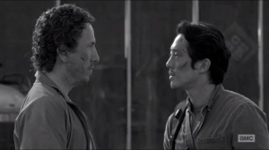First Time Again- Glenn speaks with Nicholas about Noah