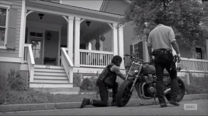 First Time Again- Rick and Daryl discuss Morgan's return
