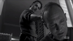 First Time Again- Rick contemplates killing Carter