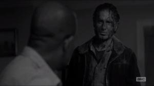 First Time Again- Rick tells Morgan that he doesn't take chances