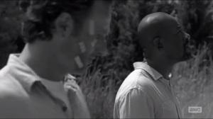 First Time Again- Rick tells Morgan to talk to Deanna
