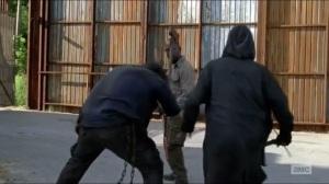 JSS- Carol kills a Wolf