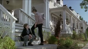 JSS- Carol tells Sam to get over Pete's death