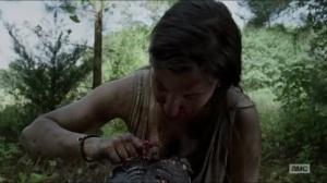 JSS- Enid eats turtle