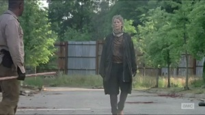 JSS- Morgan and Carol cross paths