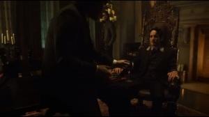 Last Laugh- Bullock confronts Penguin to talk about Jim