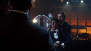 Last Laugh- Jerome takes Bruce hostage