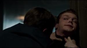 Last Laugh- Jim strangles Jerome