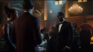 Last Laugh- Theo introduces Tabitha to Deputy Mayor Harrison Kane, played by Norm Lewis