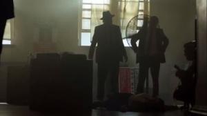 Strike Force- Jim and Harvey investigate Caulfield's murder