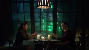 Strike Force- Kristen and Ed have dinner