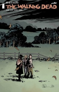The Walking Dead #147- Cover