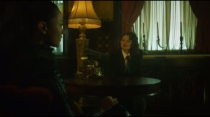 A Hard Pill to Swallow- Jessica meets with Michelle Gomez and asks for help in killing Gordon