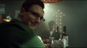 A Hard Pill to Swallow- Nygma and Penguin