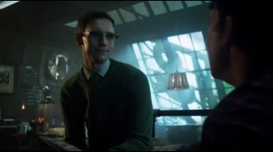 A Hard Pill to Swallow- Nygma tries again to build Penguin up