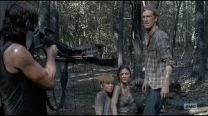 Always Accountable- Daryl confronts his captors