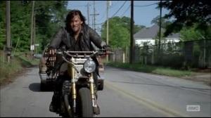 Always Accountable- Daryl, Sasha, and Abraham continue along