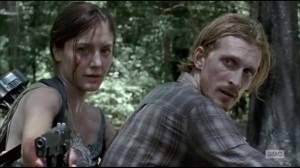 Always Accountable- Daryl's captors make off with his crossbow and motorcycle