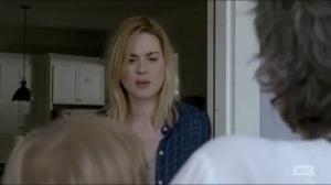 Heads Up- Carol asks Jessie to watch Judith