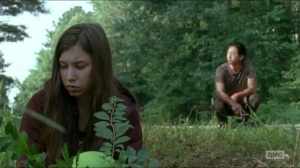 Heads Up- Enid and Glenn find the green balloons