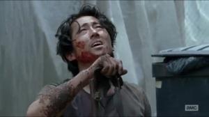 Heads Up- Glenn can't catch