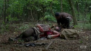 Here's Not Here- Morgan kills two men