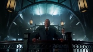 Mommy's Little Monster- Barnes and Gordon address the GCPD ahead of Theo's party