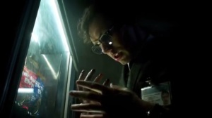 Mommy's Little Monster- Nygma finds Miss Kringle's hand in the vending machine