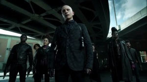 Mommy's Little Monster- Zsasz and his team arrive