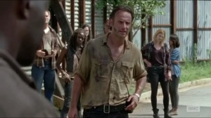 Now- Rick returns