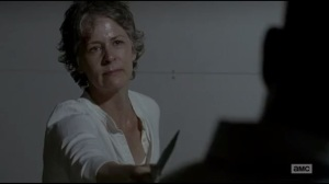 Start to Finish- Carol won't hesitate to kill Morgan
