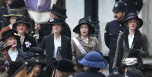Suffragette- Demonstration