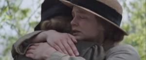 Suffragette- Maud hugs Violet