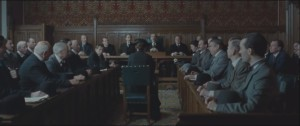Suffragette- Maud testifies before Parliament