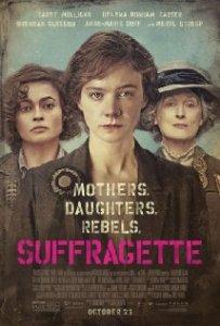 Suffragette- Poster