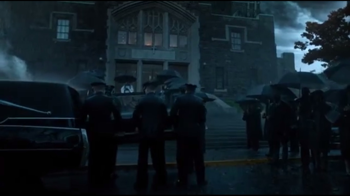 Car In Gotham Season  Episode