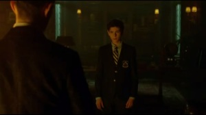 The Son of Gotham- Theo confronts Bruce Wayne