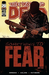 The Walking Dead #100- Cover