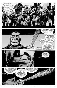 The Walking Dead #100- Introduction to Lucille