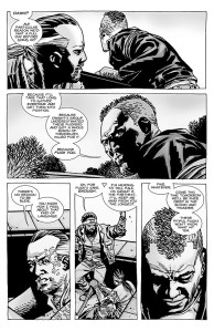The Walking Dead #100- Planning the attack