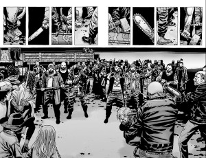 The Walking Dead #100- Surrounded