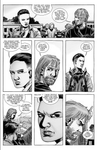 The Walking Dead #148- Dwight contemplates his future