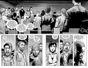 The Walking Dead #148- Meeting in Alexandria