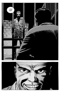 The Walking Dead #148- Rick turns to Negan for help