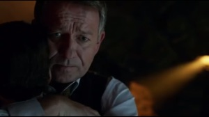 Tonight's the Night- Alfred hugs Bruce