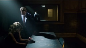 Tonight's the Night- Barbara in interrogation