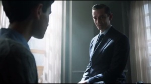 Tonight's the Night- Theo tells Bruce that he needs his help in order to rebuild Gotham City