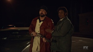 The Castle- Gale Kitchen and Mike Milligan arrive after the massacre